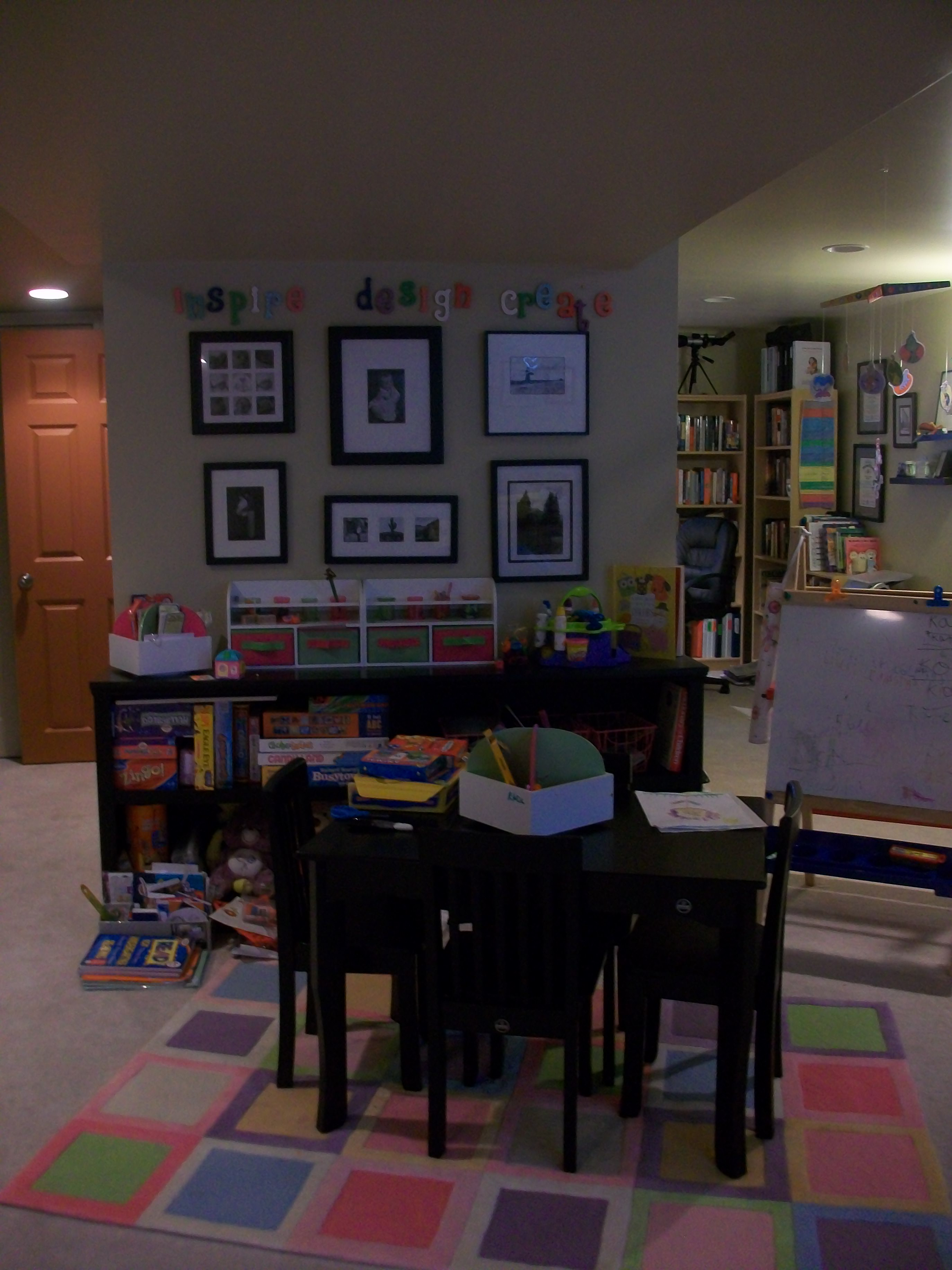 Kids Study Room Design: Cute & Simple: Designing A Kid-friendly Study Area
