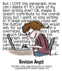 Write on, Wednesday:  Imagine a Better Writer