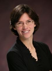 author portrait Heather Shuamker