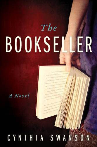 Cynthia Swanson The Bookseller Jacket