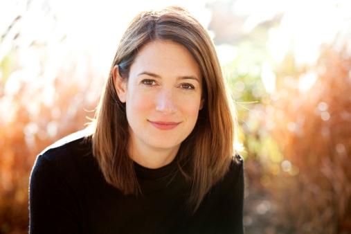 Author Photo (credit Heidi Jo Brady)