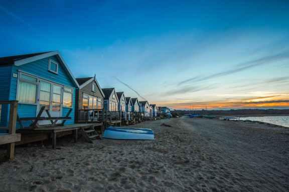 beach boat cabins coast