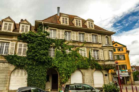 alsace apartment architecture building