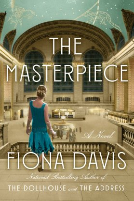 Fiona Davis | THE MASTERPIECE: https://leslielindsay.com/2018/08/15/who-knew-grand-central-terminal-had-a-defunct-art-school-fiona-davis-explores-art-history-and-the-intersection-of-the-1970s-nyc-in-the-masterpiece
