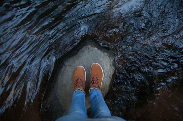 adult adventure blue jeans boots