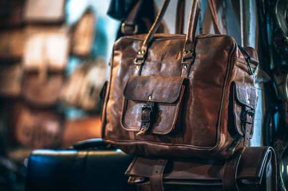 accessory background bags brown