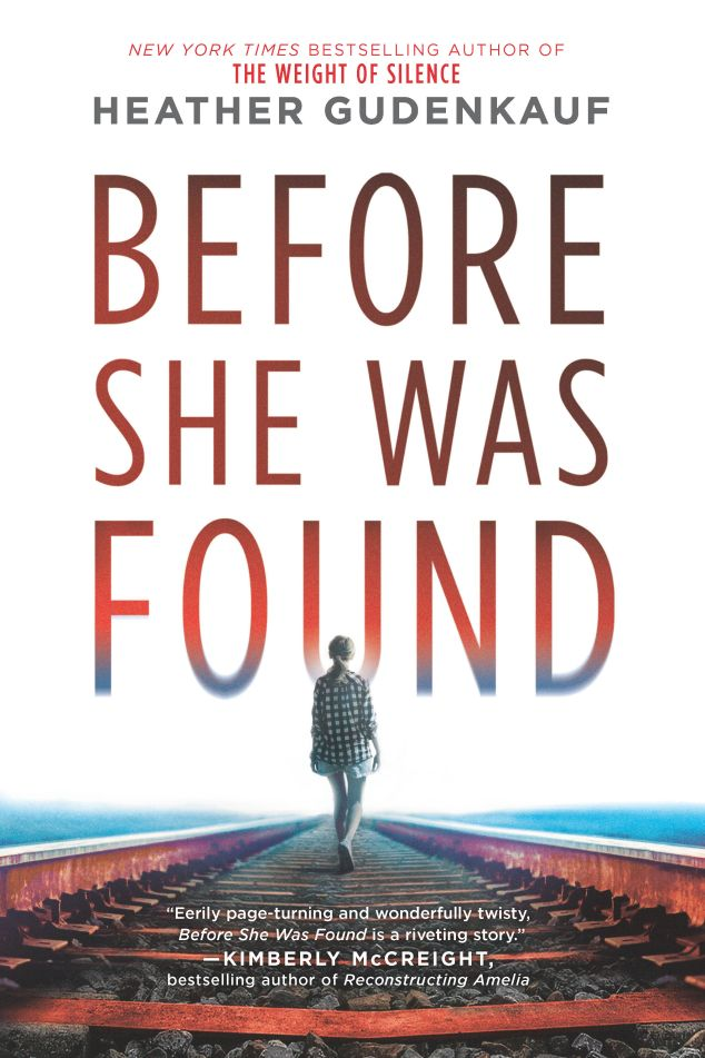 Before She Was Found cover