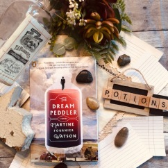 Martine Fournier-Watson | THE DREAM PEDDLER: https://leslielindsay.com/2019/07/10/debut-author-martine-fournier-watson-talks-about-how-our-lives-are-magical-how-it-comes-from-within-her-hopes-and-worries-how-to-query-agents-and-so-much-more-in-the-dream-peddler/