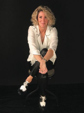 Gretchen Berg author photo