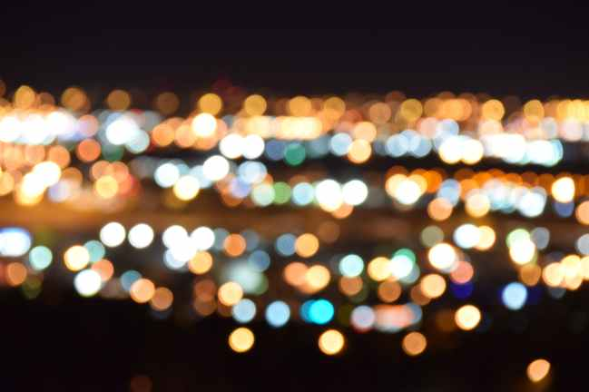 abstract background blur bokeh