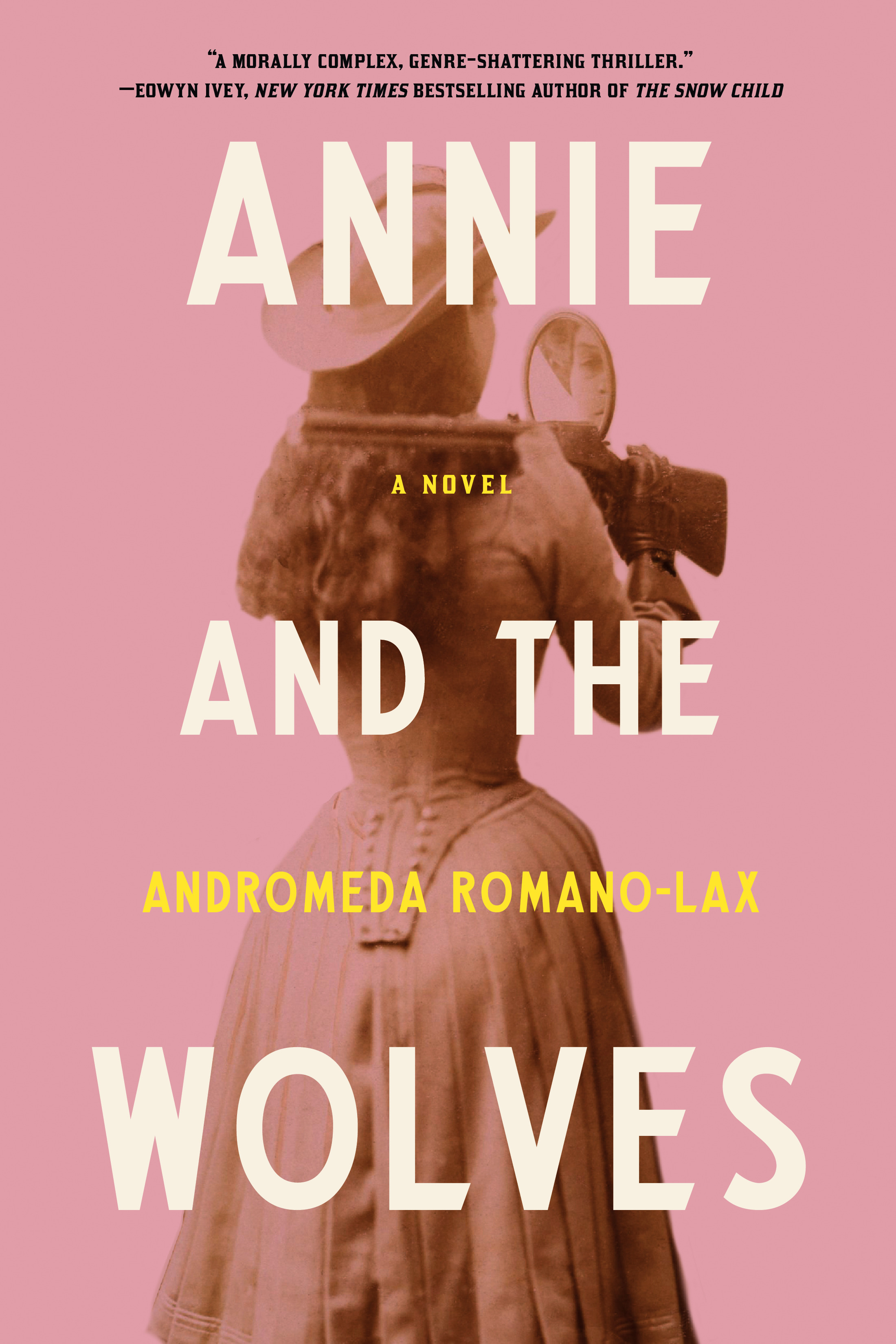 Soho.Feb 2.2021.Annie and the Wolves RomanoLax